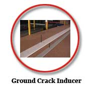 Ground Crack Inducer
